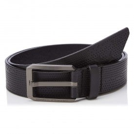 Under Armour Laser Perforated Leather Belts
