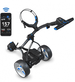 Motocaddy S5 Connect Electric Trolley (Extended Range Battery)