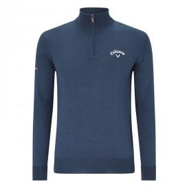 Callaway 1/4 Blended Merino Sweaters