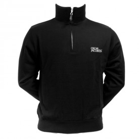 Oscar Jacobson Brett Tour Half Zip Windstopper