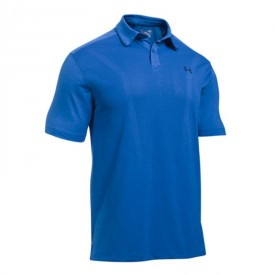 Under Armour Threadborne Jacquard Polo Shirts