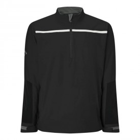 Callaway 1/4 Zip Chest Stripe Wind Jackets