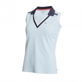 Calvin Klein Pedro Sleeveless Polo