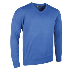 Glenmuir V Neck Cotton Sweaters