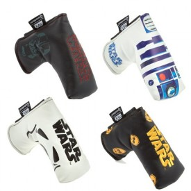 Star Wars Blade Putter Headcovers