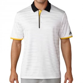 adidas Asymmetrical Stripes Polo Shirts
