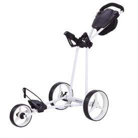 Big Max Ti-LITE 3-Wheel Push Trolleys