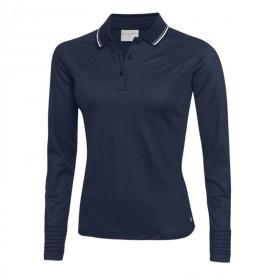 Galvin Green Molly Ladies Long Sleeve Polo Shirts