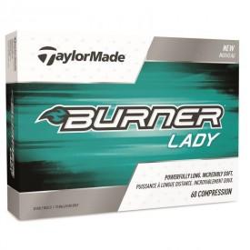 TaylorMade Burner Lady Golf Balls