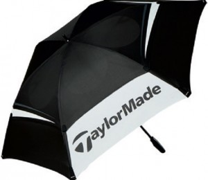 Taylormade TP Tour Double Canopy 68 Inch Umbrella
