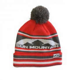 Sun Mountain Winter Bobble Hats