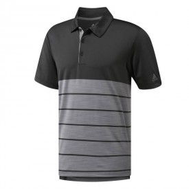 adidas Ultimate 365 Heather Block Polo Shirts