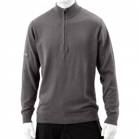Benross Pro Shell X Zip Neck Sweaters