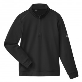adidas Junior Half Zip Solid Midlayer