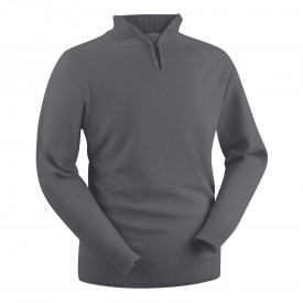 Glenbrae Lambswool Quarter Zip