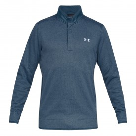 Under Armour Storm SweaterFleece Heather Snap Mock