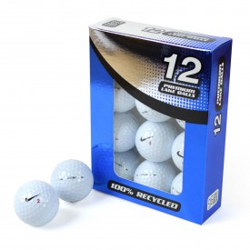 Second Chance Nike Mix Of 20XI Recycled Golf Balls