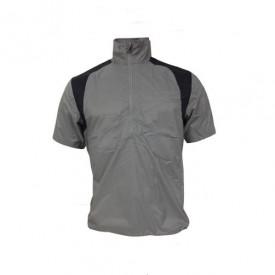 Oscar Jacobson Mario Short Sleeve Wind Shirt