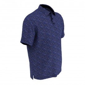 Callaway All Over Mini Floral Printed Polo Shirts