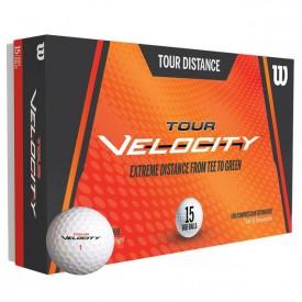Wilson Tour Velocity Tour Distance Golf Balls ( 15 ball pack )