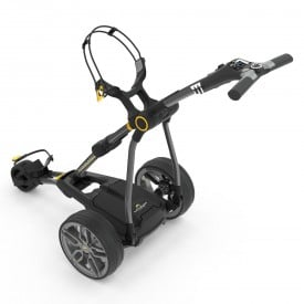 Powakaddy Compact C2i Golf Trolley (18 Hole Lithium Battery)