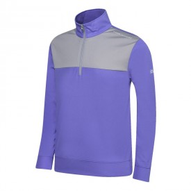 Oscar Jacobson Pock Course Half-zip Sweaters