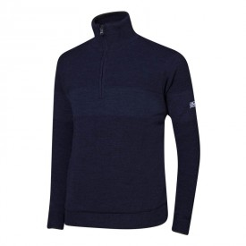 Oscar Jacobson Anders Half-zip Sweaters