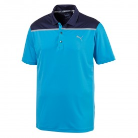 Puma Bonded Colourblock Polo