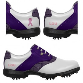 Footjoy Womens Myjoys DRYJOYS Customised Golf Shoe
