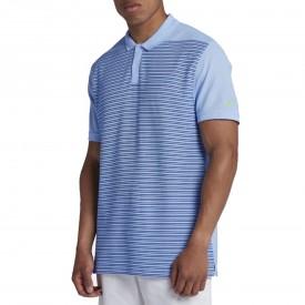 Nike Dry Pique Stripe Polo Shirts