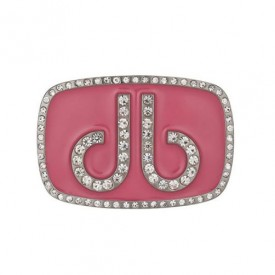 Druh db diamonte Buckles