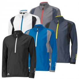 Adidas Climaproof Gore-Tex Paclite 1/2 Zip Jackets