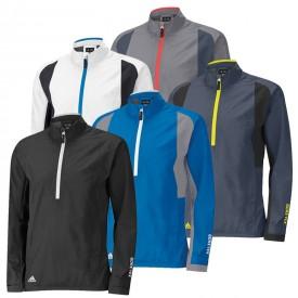 Adidas Climaproof Gore-Tex Paclite 1/2 Zip Jackets