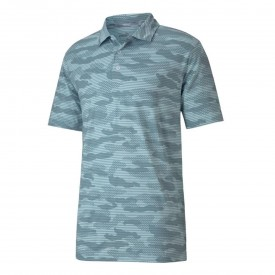 Puma Cloudspun Camo Polo Shirts