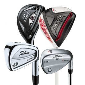 Shop Soiled Discounted Golf Clubs