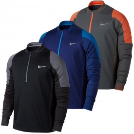 Nike 1/2 Zip Therma-Fit 3D Engineered Sweaters