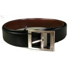 Stromberg Leather Reversible Belt