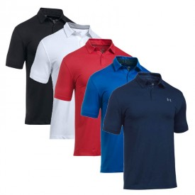 Under Armour Coolswitch Ice Pick Polo Shirts