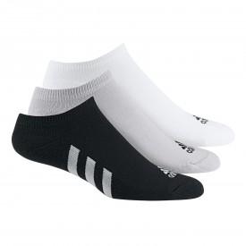 adidas No Show Socks 3-Pack