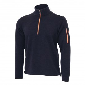 Ivanhoe Assar Half Zip Lined Sweaters