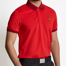 Lyle & Scott Tour Pique Polo