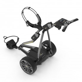 Powakaddy FW7s Golf Trolley (18 Hole Lithium Battery)