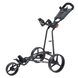 Big Max TI 1000 Autofold + Golf Trolley