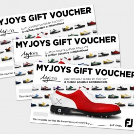 FootJoy MyJoy Voucher