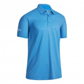 Callaway All Over Printed Polo Shirts