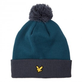 Lyle & Scott Walsh Sports Bobble Beanie