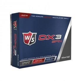 Wilson DX3 Spin Golf Balls