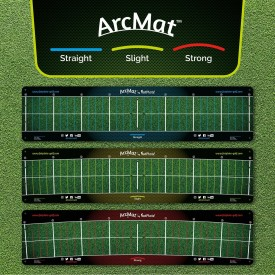 FatPlate ArcMat Stroke Path Trainers
