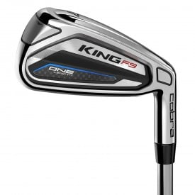 Cobra King F9 Speedback One Length Graphite Irons