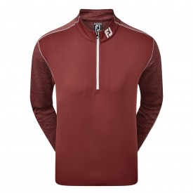 Footjoy Tonal Heather Chill-Out Pullover